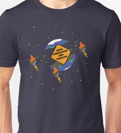 Hyperspace Bypass Unisex T-Shirt