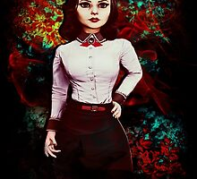 Bioshock Infinite Elizabeth #2 by sazzed