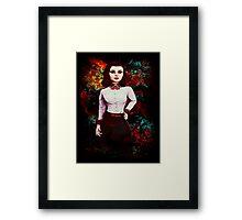 Bioshock Infinite Elizabeth #2 Framed Print