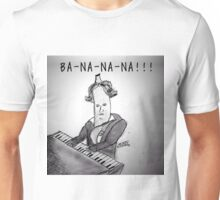 """PUN COMIC - """"BA-NA-NA-NA!!!"""" Unisex T-Shirt"""
