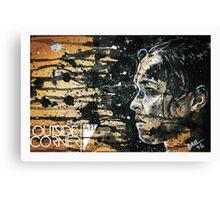 """Ronda Rousey"" Canvas Print"