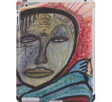 Hypnosis of the fallen moon child iPad Case/Skin