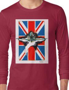 Spitfire illustration Long Sleeve T-Shirt