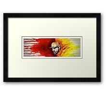 """Carlos Condit""  Framed Print"