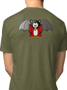 Count Pengula, Vampire, Penguin Tri-blend T-Shirt