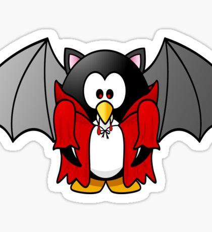 Penguin, Count Pengula, Vampire,  Sticker