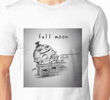 "PUN COMIC - ""FULL MOON"" Unisex T-Shirt"