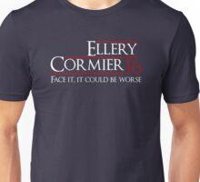 Ellery Cormier Campaign Unisex T-Shirt