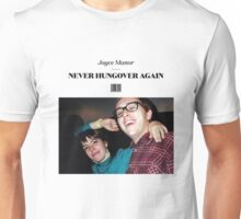 Joyce Manor - Never Hungover Again album art Unisex T-Shirt