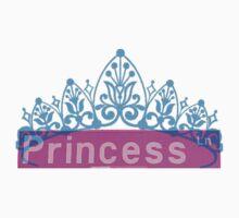 Princess Lane - Tiara Kids Tee