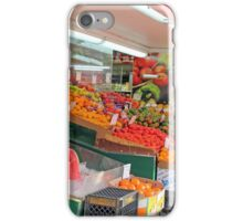 Fruits  Market iPhone Case/Skin
