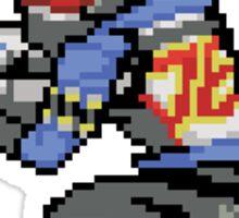 Soldier: 76 Pixel Spray Sticker