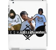 SESHHOLLOWWATERBOYZ iPad Case/Skin