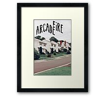 Arcade Fire Framed Print