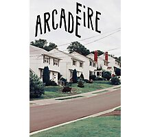 Arcade Fire Photographic Print