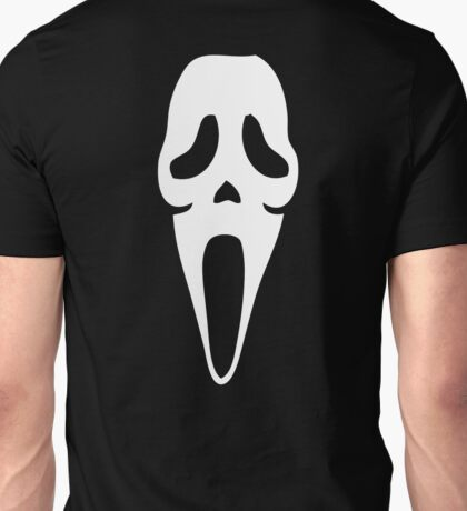 Scream, Halloween, Party, Horror, Death Unisex T-Shirt