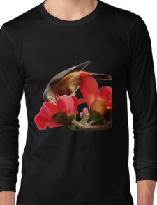 Sparrow Lily Long Sleeve T-Shirt