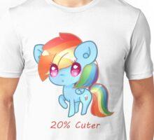 20% Cuter Unisex T-Shirt