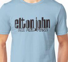 ELTON JOHN ALBUMS 1 Unisex T-Shirt