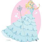 Glinda the Good Witch by joshda88