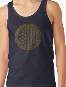 Flower of Life Tank Top