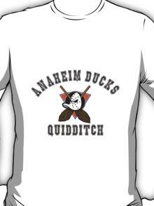 Anaheim Ducks Quidditch T-Shirt