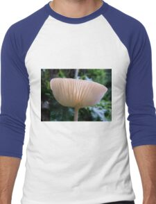 Fungi backlit Men's Baseball ¾ T-Shirt