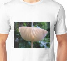Fungi backlit Unisex T-Shirt