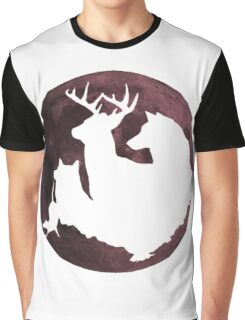 Moony, wormtail, padfoot and prongs Planet Graphic T-Shirt