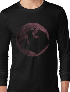 Moony, wormtail, padfoot and prongs Planet Long Sleeve T-Shirt