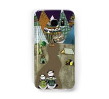Camping is the answer Samsung Galaxy Case/Skin