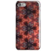 Crimson chaos iPhone Case/Skin