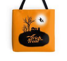 Trick or Treat 1 Tote Bag