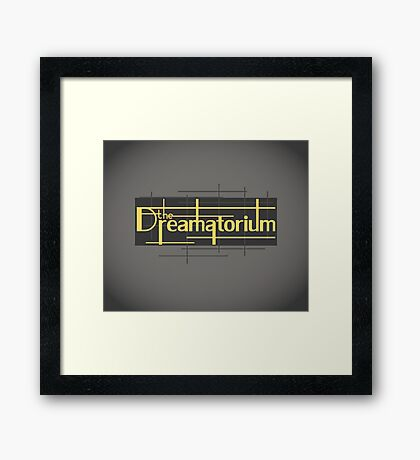 The Dreamatorium Framed Print