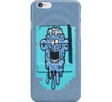Graffiti Window Treatment iPhone Case/Skin