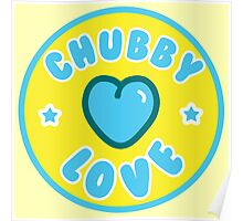 Chubby Love Poster