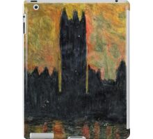Sunset Over Parliament iPad Case/Skin