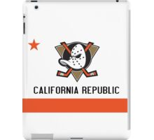 Ducks Flag iPad Case/Skin