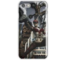 Steampunk Ursula 2 iPhone Case/Skin