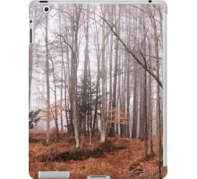 Foggy Forest iPad Case/Skin