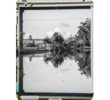 Elcombe Bridge Reflections SC iPad Case/Skin