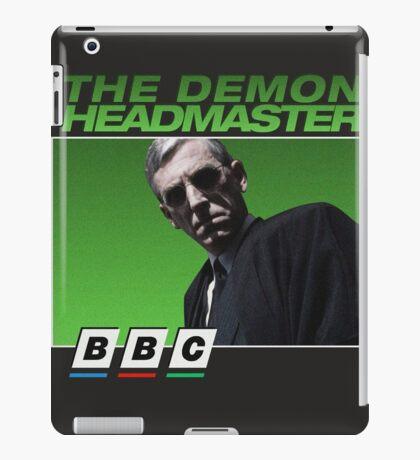 Demon Headmaster 90s BBC iPad Case/Skin
