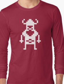 Pixel Viking Long Sleeve T-Shirt