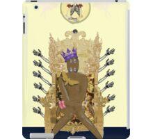 mort de la famille royale iPad Case/Skin