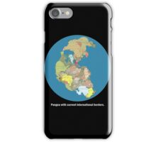 National Pangea iPhone Case/Skin