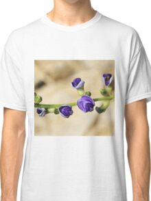 Purple Bloom - African Wild Flowers Classic T-Shirt