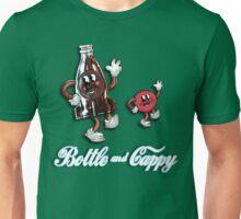 Nuka World - Bottle and Cappy Unisex T-Shirt