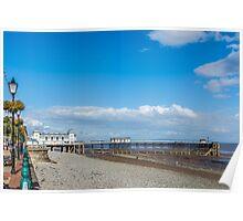 Penarth Pier Poster