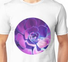 MOONLIGHT SUCCULENT Unisex T-Shirt