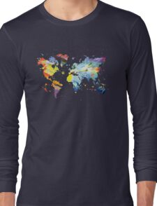 THE COLORFUL WORLD Long Sleeve T-Shirt